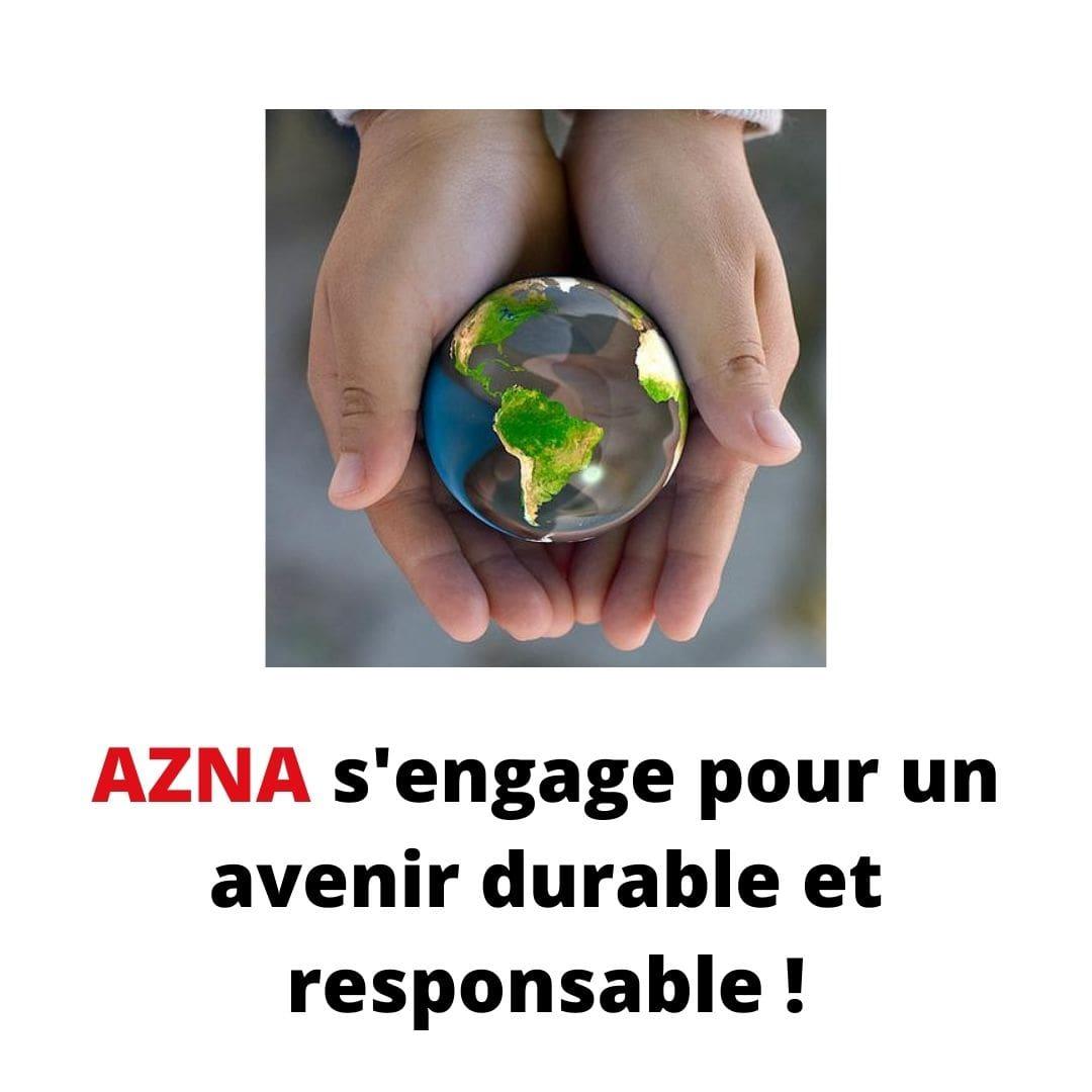 Engagement durabilité AZNA !