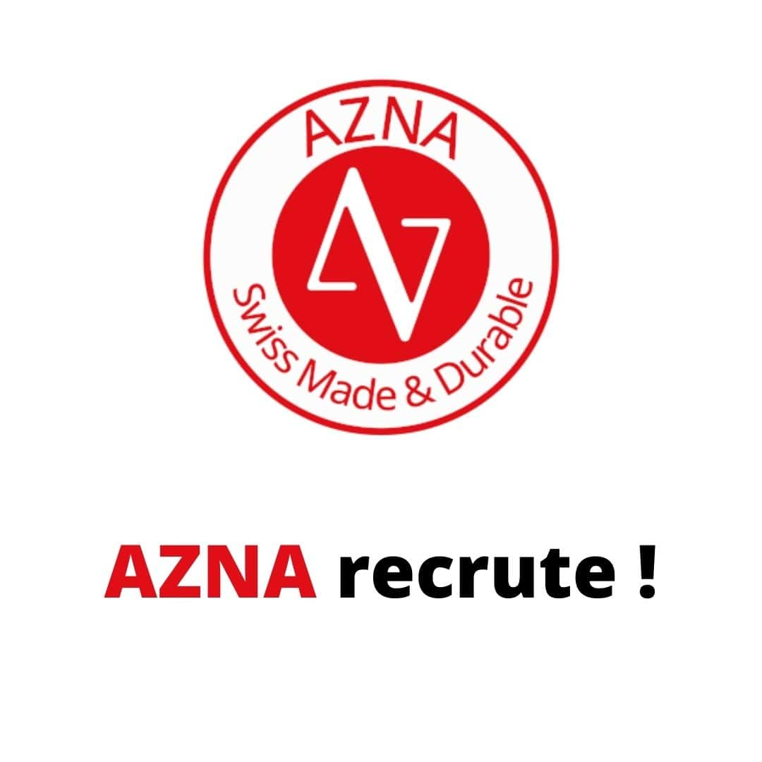 AZNA recrute !
